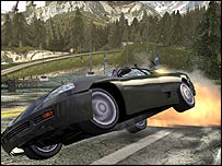 Screenshot of Burnout 3: Takedown
