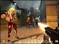 Screenshot of Half-Life 2
