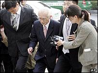 Daewoo ex-chairman Kim Woo-Choong
