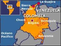 Gráfico de Colombia