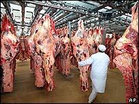 Beef market in France