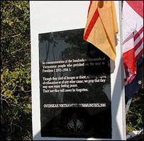 Memorial on Bidong