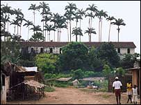 General view of Sao Tome