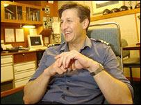 Commander David Axon