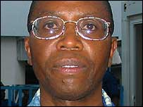 FDLR leader Ignace Murwanashyaka