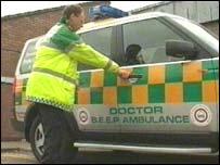 Beep ambulance