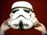 Casco de los Stormtropers