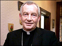 Archbishop of Cardiff Peter Smith