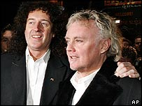 Queen's Brian May and Roger Taylor