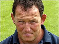 New Saracens coach Steve Diamond