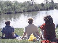 Lake at Warwick University