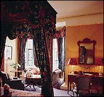Redworth Hall Hotel room