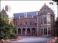 Aycoughfee Hall