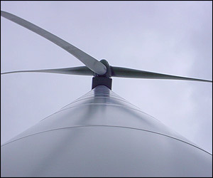 Cefn Croes wind farm turbine