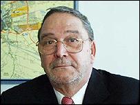Eurotunnel's former chief executive Jean-Louis Raymond