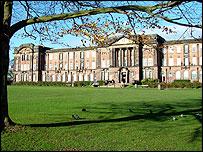Leeds Metropolitan University campus