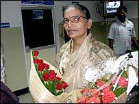 Venkatesh's mother