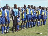 Онлайн-трансляция матча Нигерия - Руанда