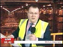 Declan in Milton Keynes