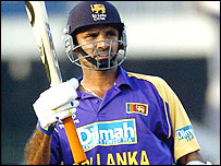 Sri Lanka captain Marvan Atapattu