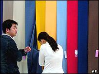 Chinese made fabrics