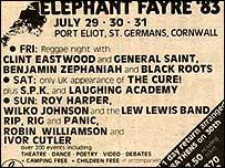 Elephant Fayre