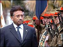 President Musharraf