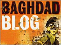 Book of the Baghdad Blog