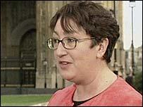 Perth MP Annabelle Ewing