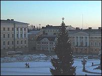 Helsinki's Senate Square