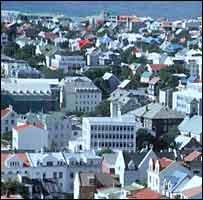 Reykjavik, Iceland's capital