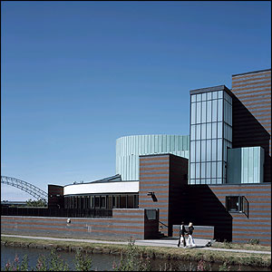 Brindley Arts Centre, Runcorn