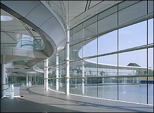 McLaren HQ, Woking