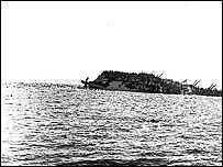 The Lancastria sinking