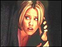 Jenny McCarthy in Scream Three