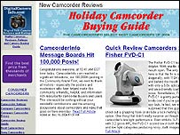 Camcorder Info