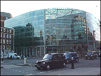 Sainsbury's headquarters at 33 Holborn, London