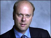 Chris Grayling MP