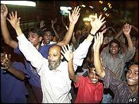 Celebrations in Dhaka