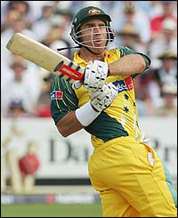 Australia's Matthew Hayden hits out