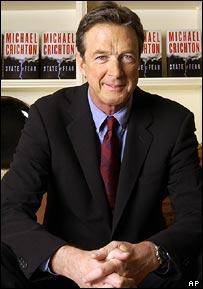 Michael Crichton (AP)