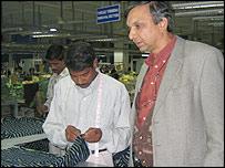 Gautam Nair (R)