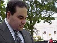 Presidente de El Salvador Tony Saca