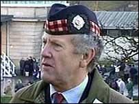Colonel Martin Gibson