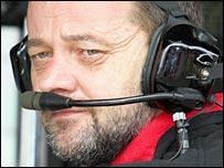 Minardi boss Paul Stoddart