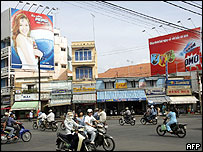 Ho Chi Minh City - archive picture