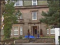 Alistair Wilson's home