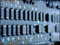 Circuit board, Eyewire
