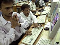 Indian stock brokers in Bombay