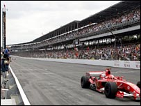 The Brickyard, Indianapolis